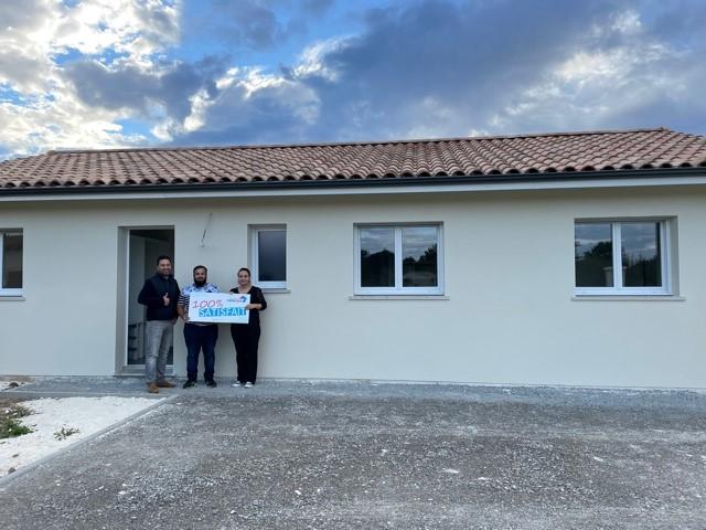Clients satisfaits Villas club Bordeaux Nord